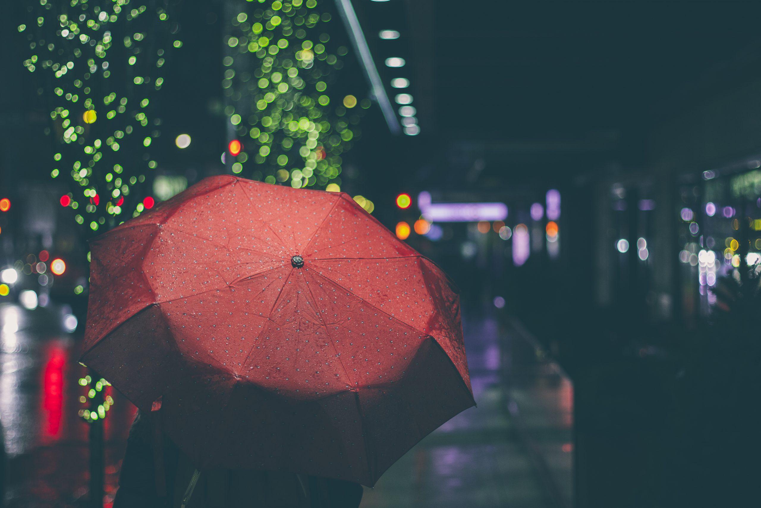 Street Umbrella