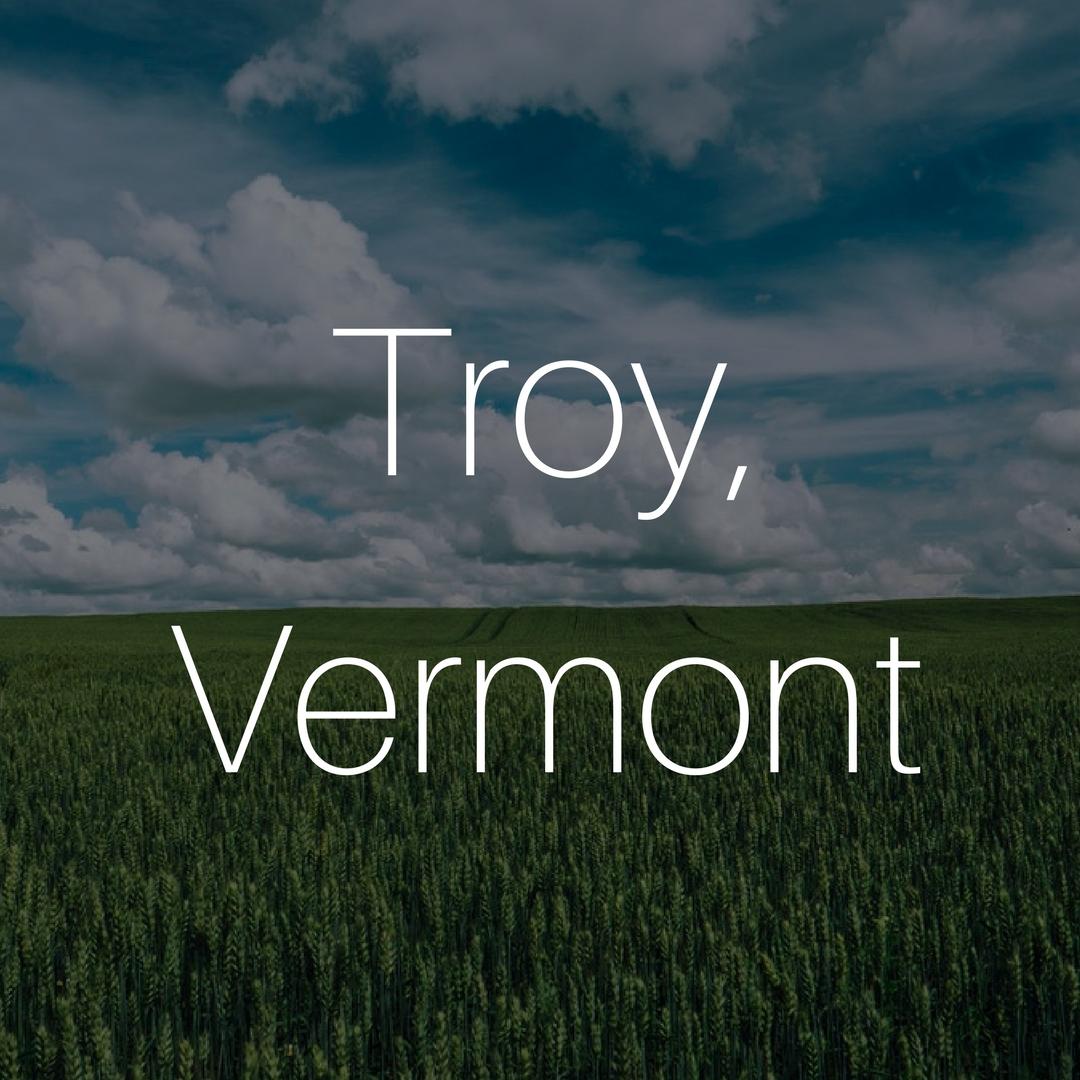 Troy, Vermont