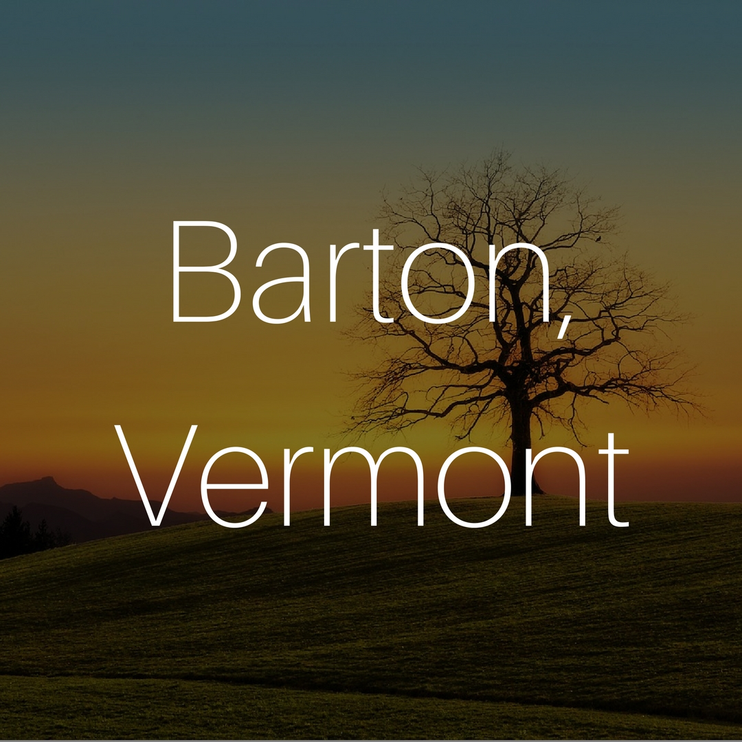 Barton, Vermont